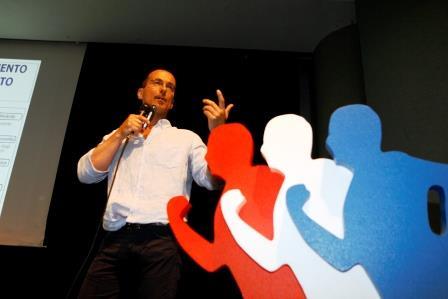 Immagini catturate alla Convention 2013 di ISSA Italia: i Relatori