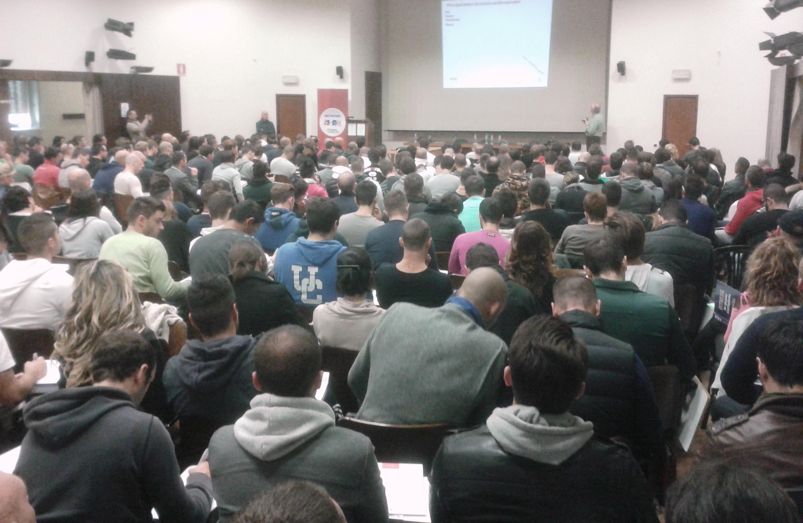 Corso CFT ISSA Italia XVII edizione