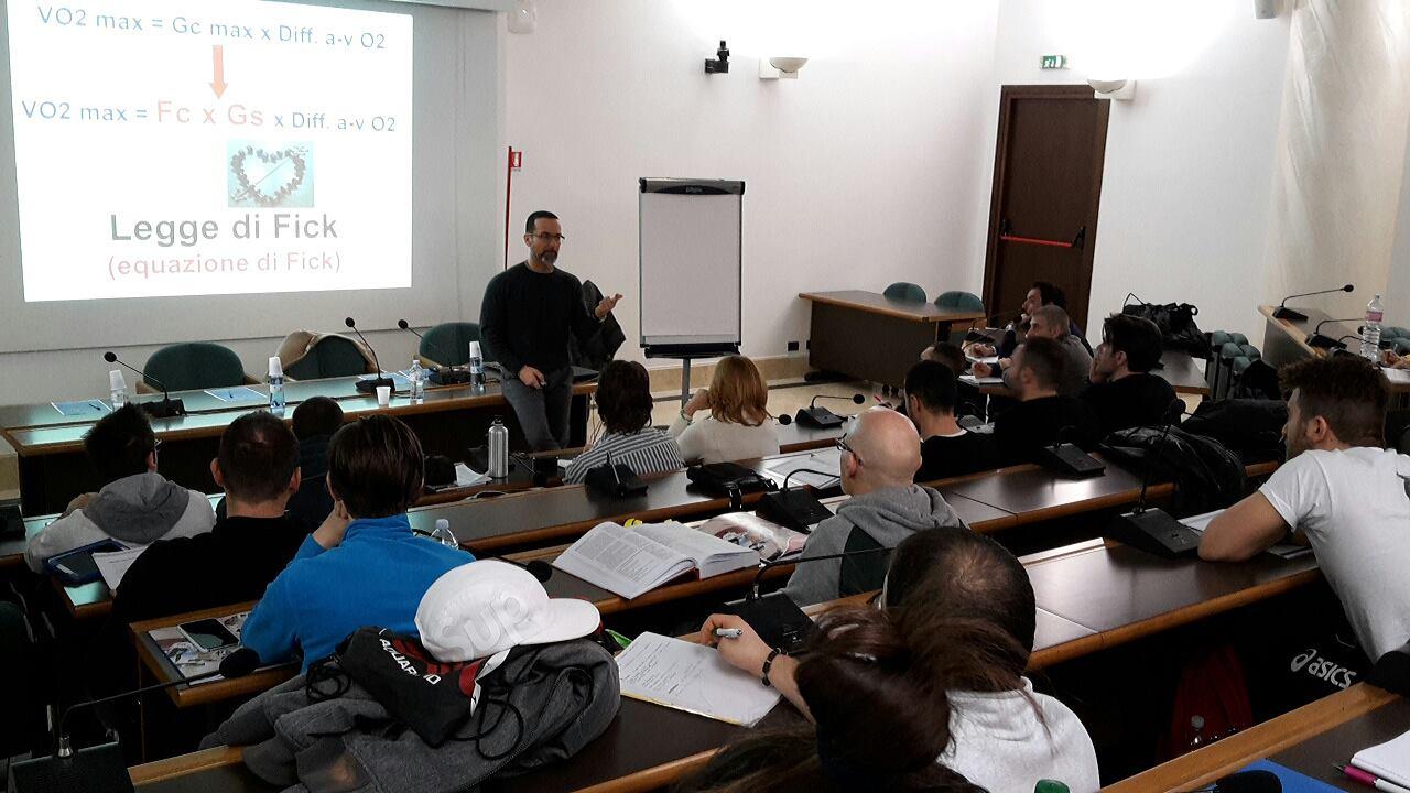 Seminario Programmazione dell'Esercizio Aerobico – Roma